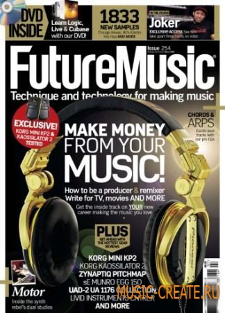 Future Music - July 2012 (PDF)