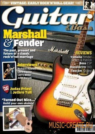 Guitar & Bass UK - July 2012 (PDF)