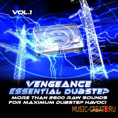 Vengeance - Essential Dubstep Vol. 1 (WAV) - сэмплы Dubstep, Complextro