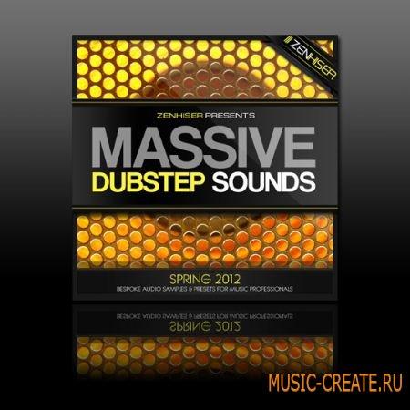 Zenhiser - Massive Dubstep Sounds (Massive presets)