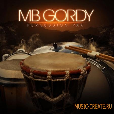 Big Fish Audio - MB Gordy Percussion Pack (ACID WAV REX AIFF) - сэмплы перкуссий