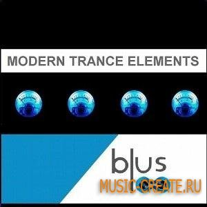 Bus Loops - Modern Trance Elements (WAV) - сэмплы Trance