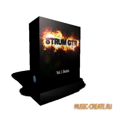 Wavesfactory - StrumGTR Vol.1 Electric (KONTAKT/MIDI) - библиотека электрогитары