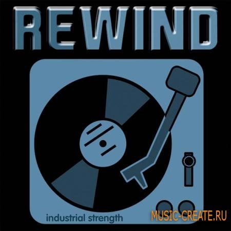 Industrial Strength Records - Lenny Dee Rewind (MULTiFORMAT) - сэмплы Breaks, Drum and Bass, Hip-Hop, FX