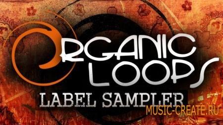 Organic Loops - Label Sampler (WAV) - сэмплы Rock, Dubstep, Guitars, Vocals, Strings