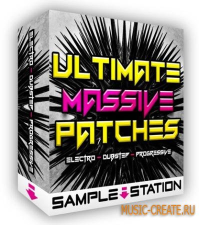 Sample Station - Ultimate Massive Patches - пресеты NI Massive