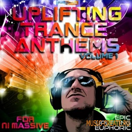 Trance Euphoria - Uplifting Trance Anthems For NI Massive Volume 1 - пресеты NI Massive