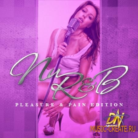 Dn Loops - Nu RnB: Pleasure & Pain Edition (WAV) - сэмплы RnB, Hip Hop