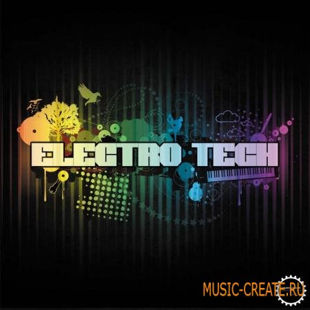 Industrial Strength Records - Electro Tech (MULTiFORMAT) - сэмплы Electro House