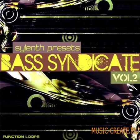Function Loops - Bass Syndicate Vol.2 : Sylenth1 Soundset