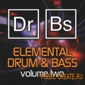 Big Fish Audio - Elemental Drum & Bass Vol.2 (MULTiFORMAT) - сэмплы Drum & Bass