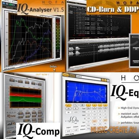 HOFA-Plugins - Pack 17.12.2013 WIN/MAC (TEAM R2R) - сборка плагинов