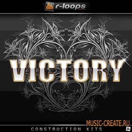 r-loops - Victory (WAV AiFF MIDi) - сэмплы Dirty South, Modern Pop, Hip Hop