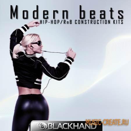 Black Hand Loops - Modern Beats (ACID/WAV REX AIFF) - сэмплы Hip Hop, RnB, Dirty South, Modern Pop, Electro