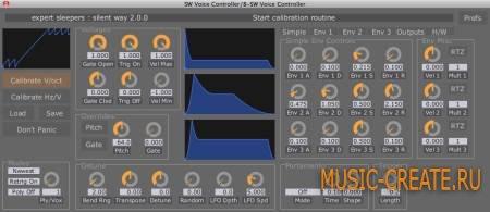 Expert Sleepers - Silent Way v2.3.0 WIN/OSC (TEAM CHAOS / IND) - аналоговый синтезатор