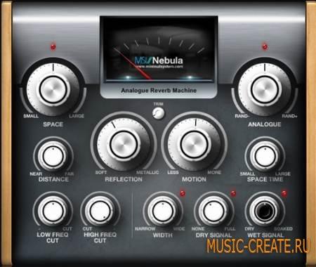Minimal System Instruments - Nebula VST v1.0 (TEAM ST3RE0) - плагин реверберации