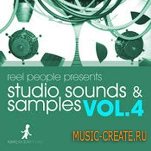 Reel People - Studio Sounds & Samples Volume 4 (WAV) - сэмплы House, Broken Beat, Lounge