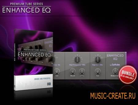 Native Instruments - Enhanced EQ v1.0.0 (TEAM R2R) - плагин эквалайзер
