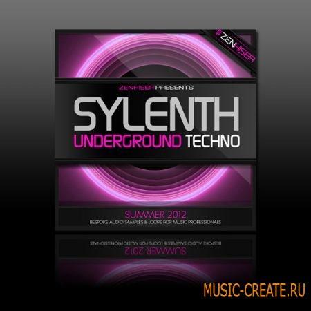 Zenhiser - Sylenth Underground Techno (WAV/MIDI/Sylenth1 Presets) - сэмплы Underground Techno