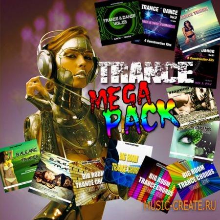 Nano Musik Loops - Trance Mega Pack (WAV-MIDI) - сборка паков сэмплов Trance