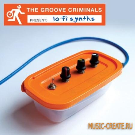 The Groove Criminals - Lo-fi Synths (WAV REX2) - сэмплы синтезаторов