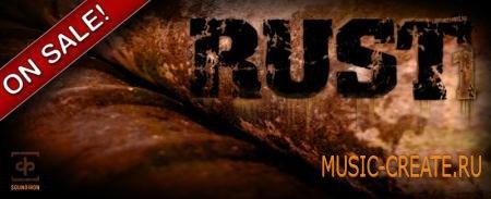Soundiron -Rust Vol.1 v2.0 (KONTAKT DVDR) - библиотека металлических ударов