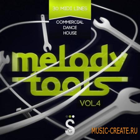 Golden Samples - Melody Tools vol. 4 (MIDI) - мелодии Commercial Dance, House, Electro House
