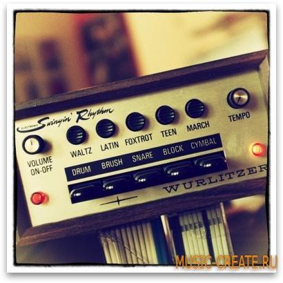 Rhythmic Robot - WurliBeat (KONTAKT) - ритм-машина