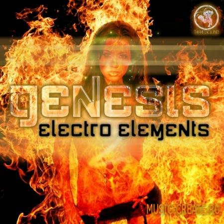 The Hit Sound - Genesis Electro Elements (WAV MIDI FLP) - сэмплы Electro House