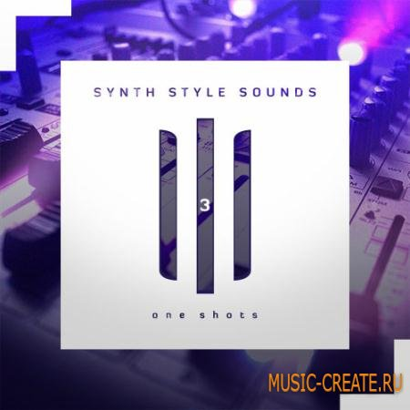 Diginoiz - Synth Style Sounds 3: One-Shots (WAV AIFF) - сэмплы Hip Hop, R&B
