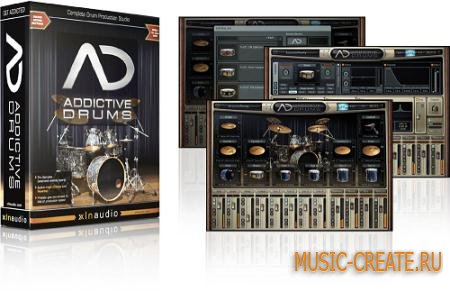 XLN Audio - Addictive Drums 2 v2.0.7 (TEAM R2R) - драм студия