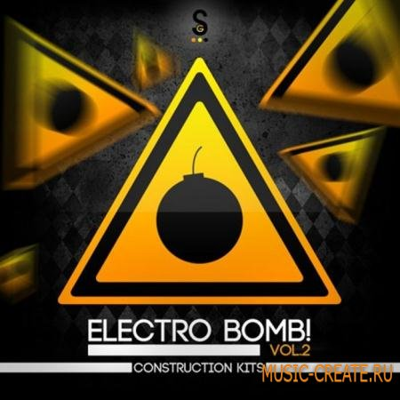 Golden Samples - Electro Bomb! Vol.2 (WAV MIDI) - сэмплы Electro House
