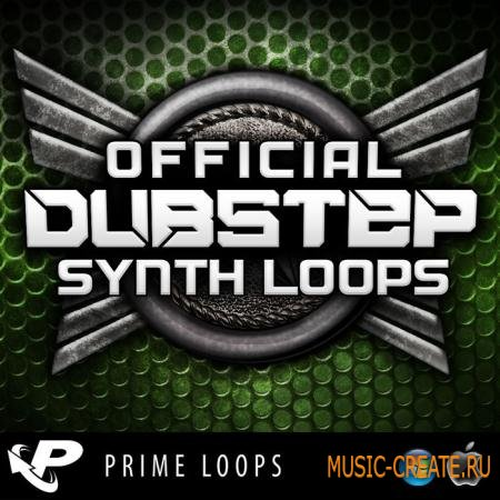 Prime Loops - Official Dubstep Synth Loops (WAV) - сэмплы Dubstep