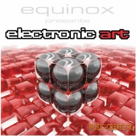 Synthetic Solutions - Equinox Presents Electronic Art (MULTiFORMAT) - сэмплы Electro, Electro House