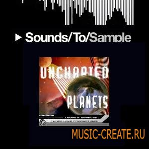 Peace Love Productions - Uncharted Planets (WAV AiFF) - сэмплы Dark Ambient Space & Glitch