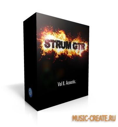 Wavesfactory - StrumGTR Vol 2 Acoustic (KONTAKT-MIDI-EXS) - библиотека акустической гитары
