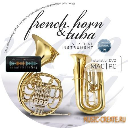 Sample Modeling French Horn & Tuba v3 (KONTAKT) - библиотека звуков Валторны и Тубы