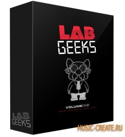 Johnny Juliano - Lab Geeks Vol. 1 Drumkit (WAV) - драм сэмплы