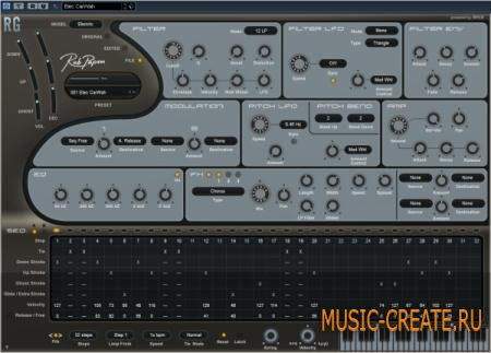 Rob Papen - RG v1.6.2b (TEAM R2R) - синтезатор ритм-гитары