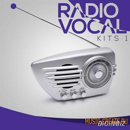 Diginoiz - Radio Vocal Kits 1 (WAV) - вокальные сэмплы