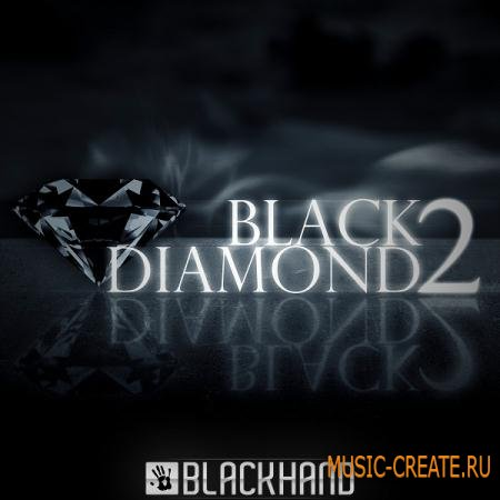 Black Hand Loops - Black Diamond 2 (WAV MIDI) - сэмплы modern Hip Hop, R&B