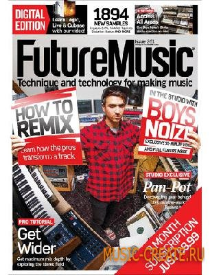Future Music - January 2013 (HQ PDF)