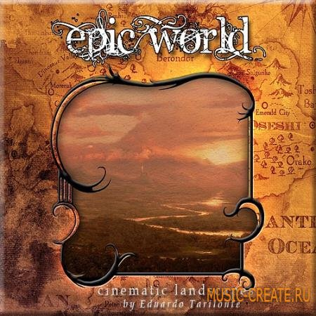 Best Service - Epic World DVD9 (TEAM R2R) - библиотека кинематографических звуков