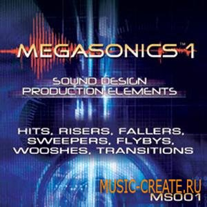 Sound Ideas - Megasonics Sound Design SFX (WAV) - звуковые эффекты