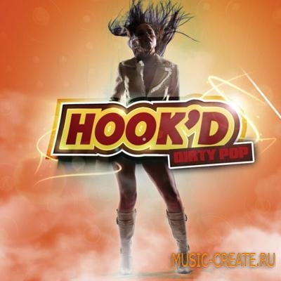 Big Fish Audio - Hookd Dirty Pop (MULTiFORMAT DVDR-DYNAMiCS) - сэмплы Pop