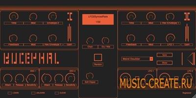 Inear Display - Bucephal v1.22 WiN / MacOSX (Team R2R) - искажение звукового сигнала