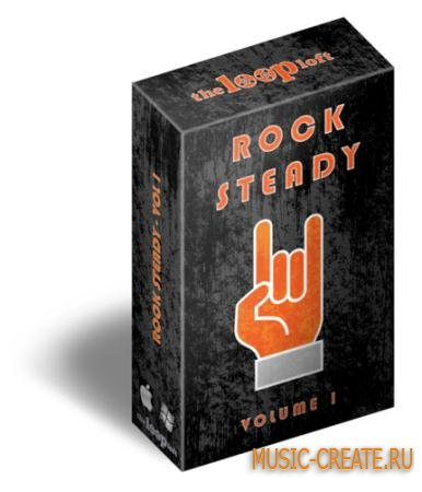 The Loop Loft - Rock Steady Vol.1 (WAV AIFF REX2 Stylus RMX) - лупы Rock