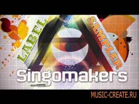 Singomakers - Label Sampler (WAV MiDi Synth Presets) - сэмплы Swedish House, Big Room, Dubstep, Drum & Bass, Techno, Funky House, Electro House