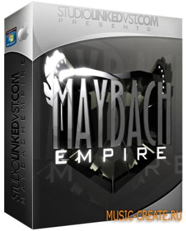 Studiolinkedvst - Maybach Empire (KONTAKT) - библиотека Hip Hop