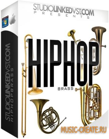 Studiolinkedvst - Hip-Hop Brass (KONTAKT) - библиотека медных инструментов